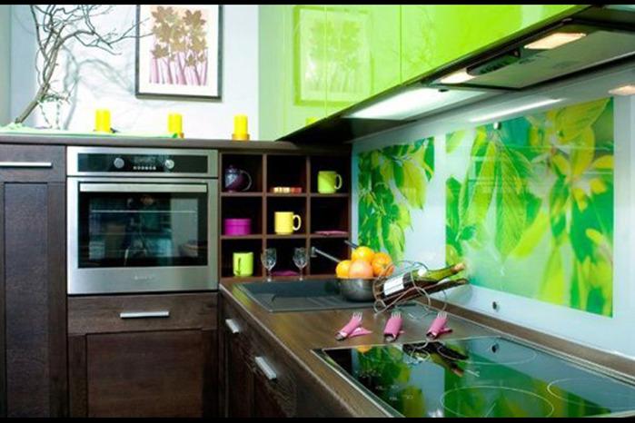 Кухня своими руками в частном доме