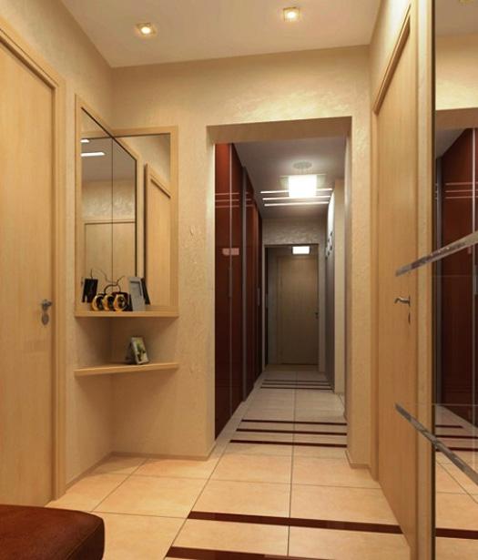 Особенности дизайна прихожей в малогабаритной квартире
